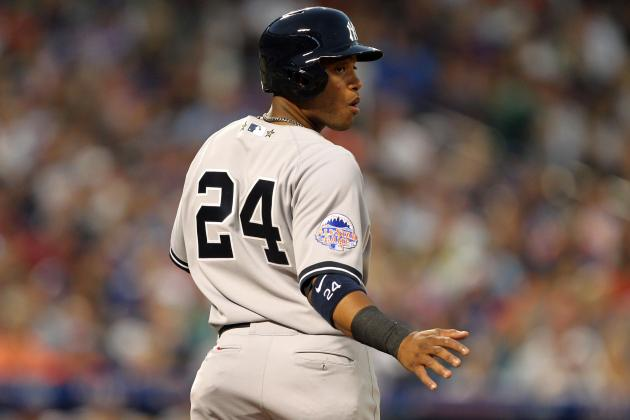 Report: New York Yankees Have Received Calls Regarding Robinson Cano