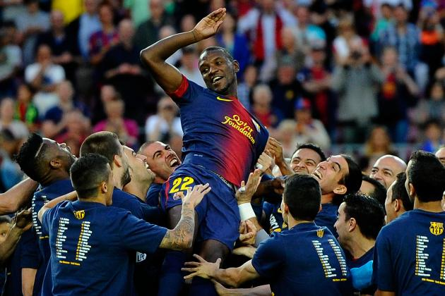 Eric Abidal: Why Former Barcelona Man Will Be a Success at Monaco