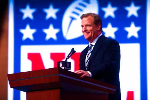 Why Roger Goodell Has the Hardest Job in Sports