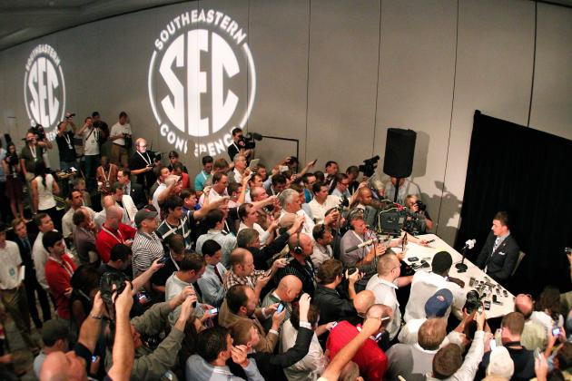 SEC Media Days 2013: Key Takeaways Heading into Next Season