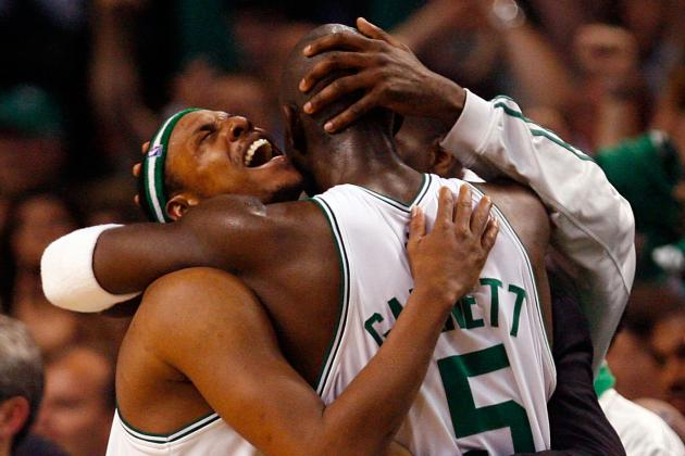 Why Boston Celtics Kevin Garnett Era Will Be Forever Incomplete