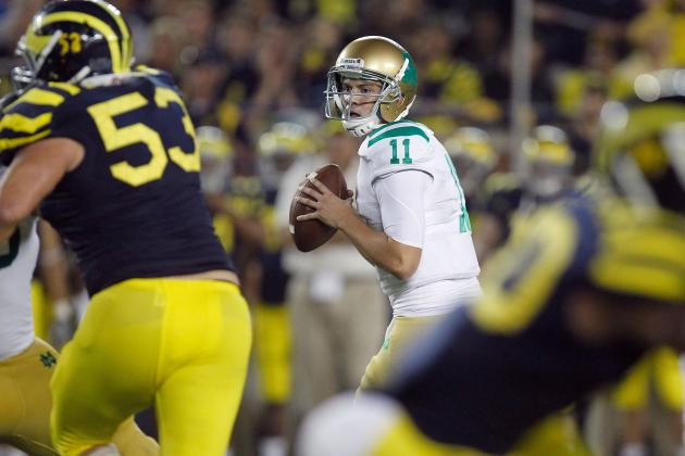 Notre Dame Football 2013: Previewing the Irish's Game Against Michigan