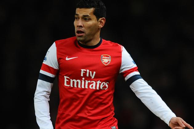 Transfer News: Arsenals Andre Santos Close to Flamengo Transfer