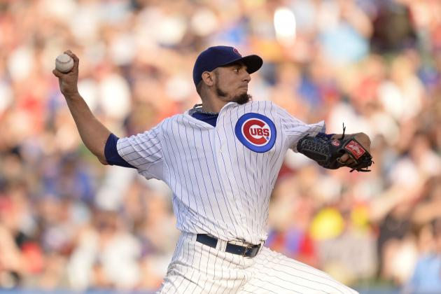 Why Matt Garza and the Texas Rangers Are Such a Perfect Fit