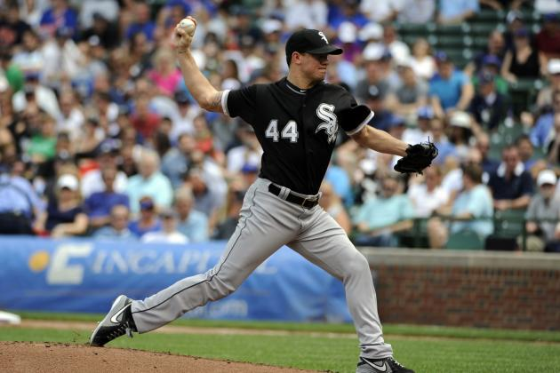 Chicago White Sox Trade Scenarios: Jake Peavy to the Cleveland Indians