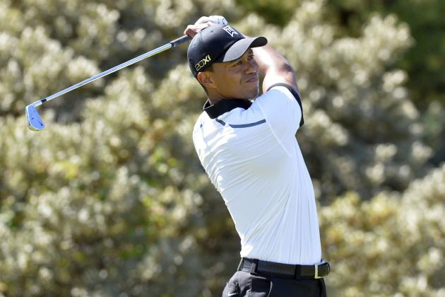 Projecting Tiger Woods' Day 2 Score at 2013 British Open