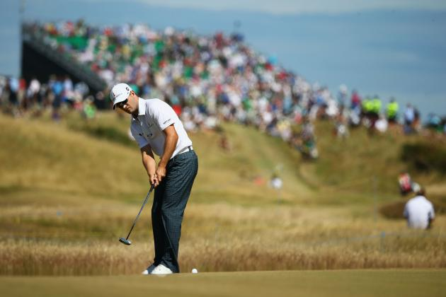 The Open Championship 2013: Defining the Legitimate Contenders After Day 1
