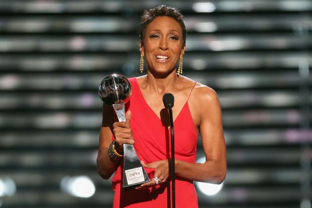 ESPY Awards 2013 Winners: Recapping All the Action from LA