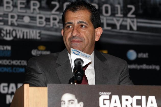 Garcia vs. Matthysse Is Showtime's Latest Big Blow to HBO