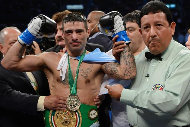 Matthysse vs. Garcia: Will the Winner Get a Coveted Shot at Floyd Mayweather?