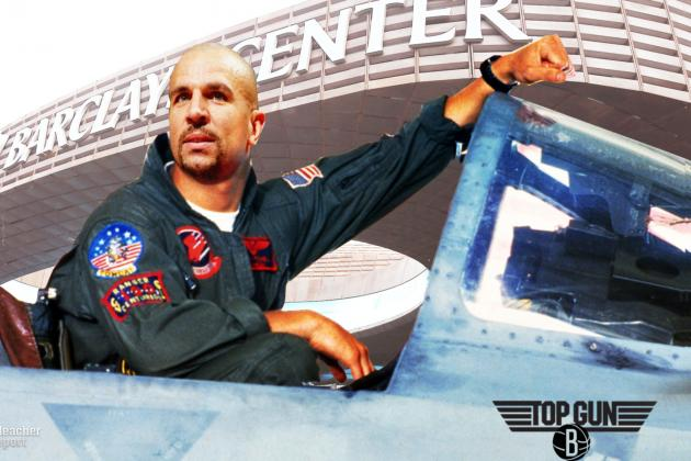 Nets Owner Mikhail Prokhorov Compares Jason Kidd to Maverick from 'Top Gun'