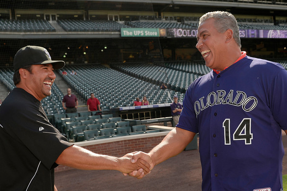 Photos: Rockies Prepare for Second Half of Season