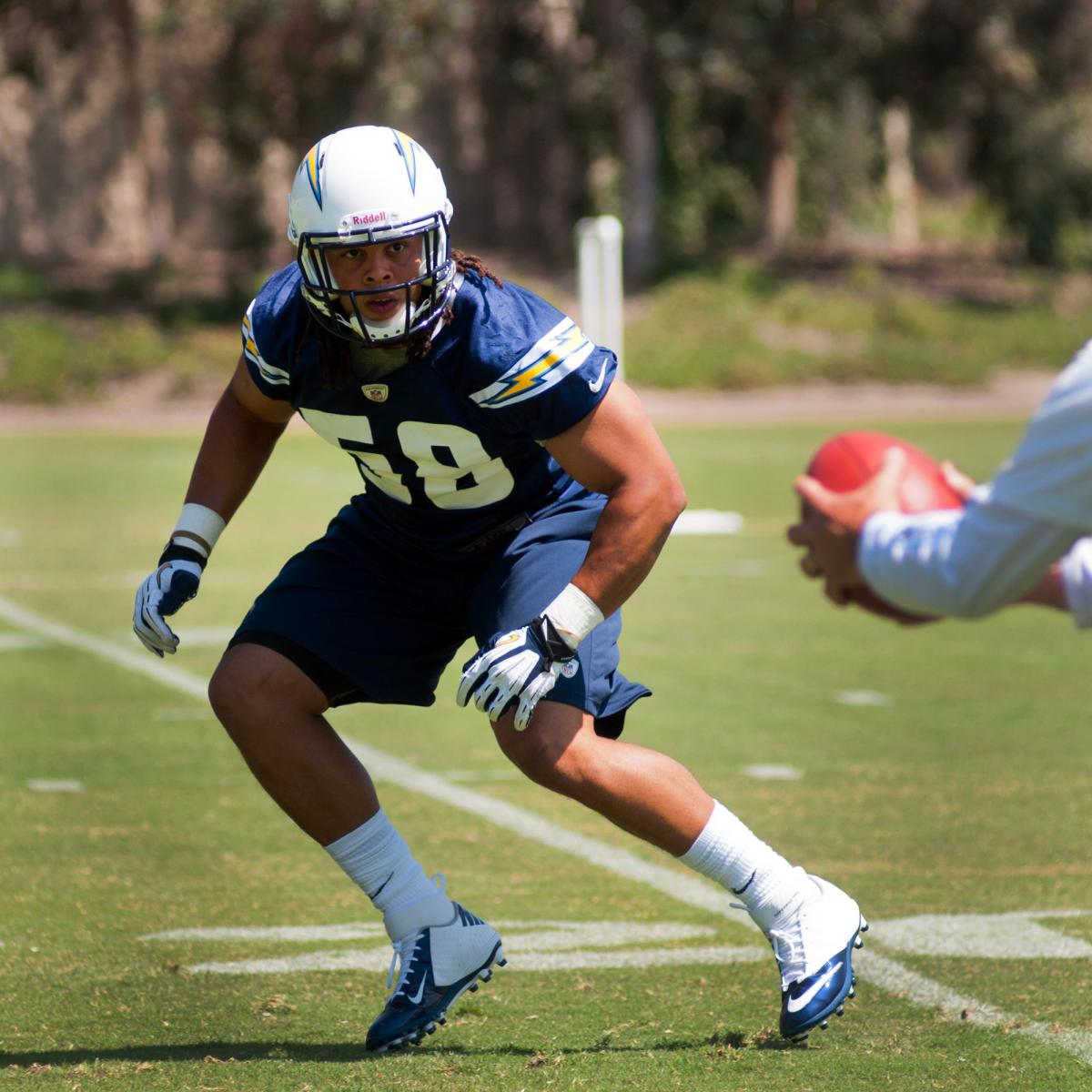San Diego Chargers Former Playerssan Diego Chargers Forum: Rookie, Undrafted Free Agent Watch For San Diego Chargers