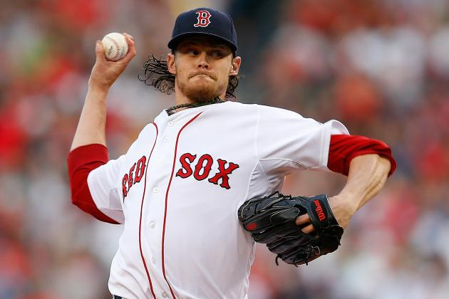 Clay Buchholz Injury Setback Underscores Red Sox's Biggest Trade Deadline Need