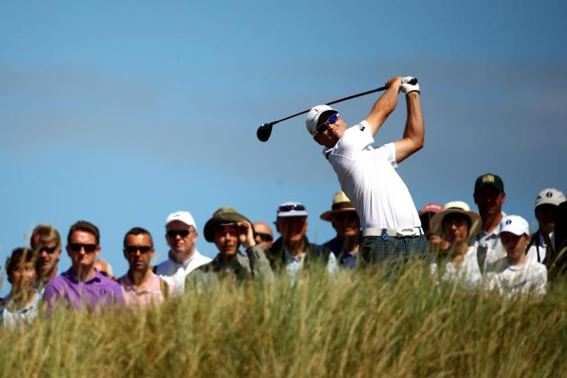 British Open TV Coverage 2013: Complete Times and Listings for Friday