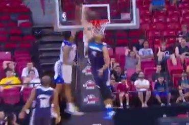 Video: Bazemore Throws Down Poster Dunk