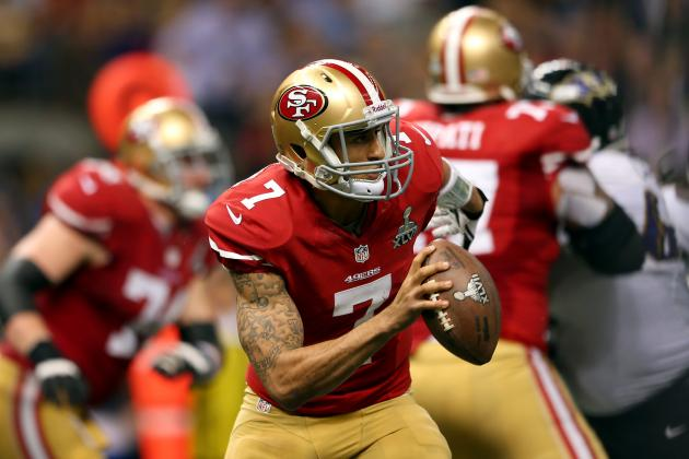 San Francisco 49ers: Fantasy Football Value of Colin Kaepernick