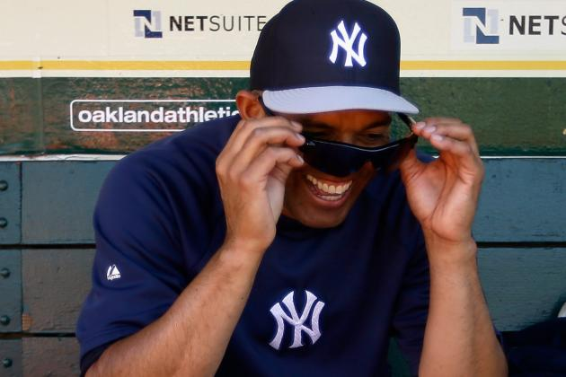 A New Life Goal: To Be as Cool as Mariano Rivera
