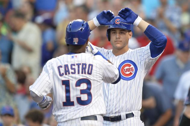 After Cubs Deal Garza, the Focus Will Be on Rizzo and Castro