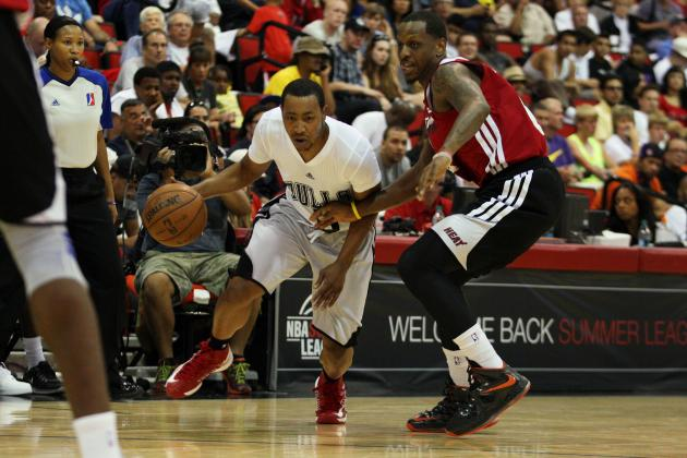 NBA Summer League 2013: Ranking the Breakout Stars of the Summer