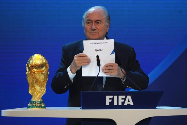 Sepp Blatter Proves 2022 World Cup Should Never Have Gone to Qatar