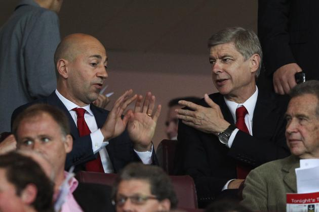 Arsenal Is Not Spending Any Money: The Writing Is on the Wall