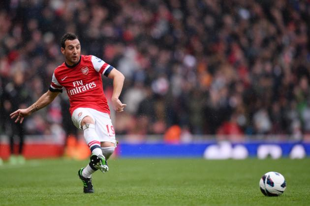 Arsenal Transfer News: Why Losing Santi Cazorla Is Not an Option