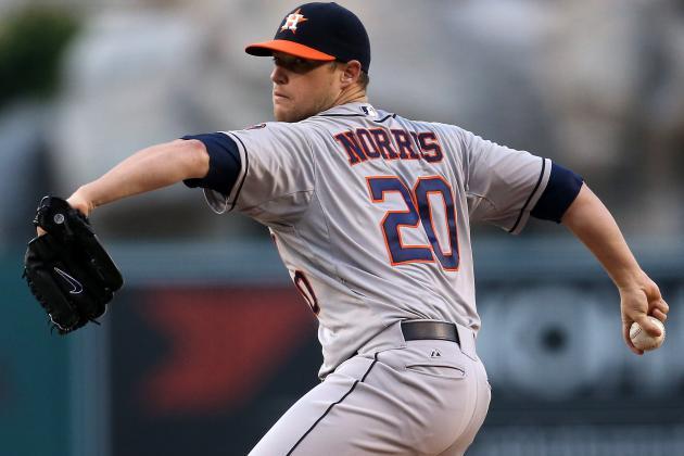 San Francisco Giants: Bud Norris Should Be Team's Main Trade Target