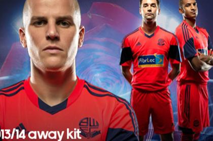 New Away Strip Revealed