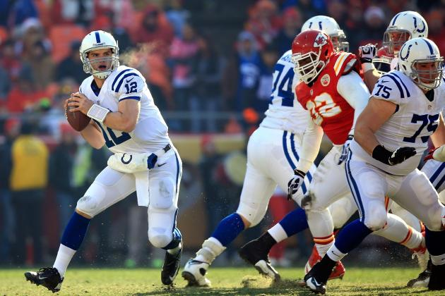 Are the Colts Failing to Take Advantage of Andrew Luck's Athleticism?
