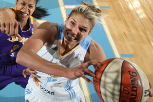 Rookie Elena Delle Donne Top Vote Getter in 2013 WNBA All-Star Balloting