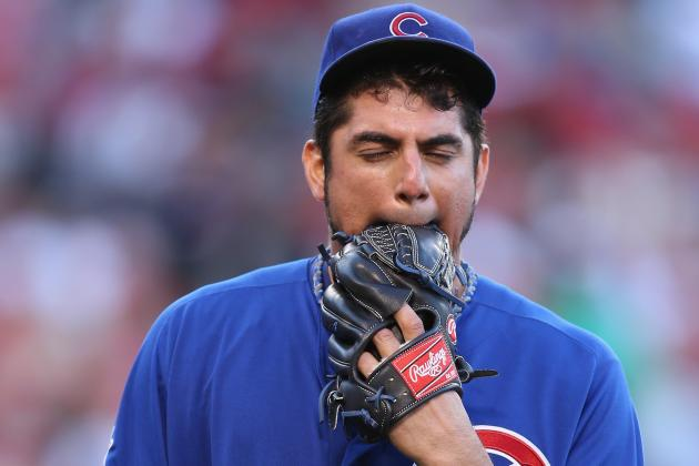 Red Sox Not Willing to Give Top Prospects for Matt Garza
