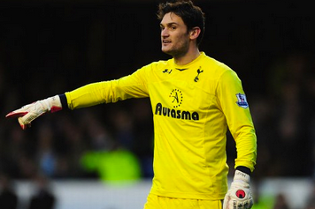Lloris Standard so High Spurs Short on Backup