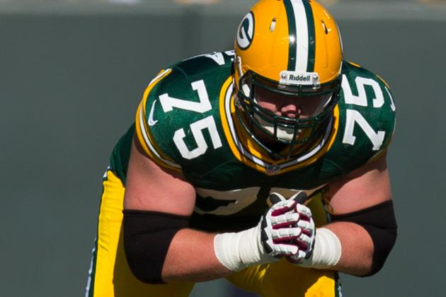 Bulaga Key to Packers' Reshuffled Offensive Line