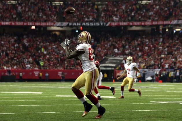 Vernon Davis Is San Francisco 49ers' Best Bet to Replace Michael Crabtree
