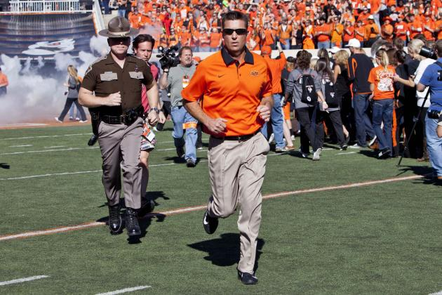 Even with Major Questions, Oklahoma State Is a Deserving Big 12 Favorite