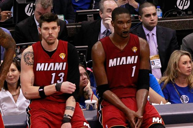 Chris Bosh: Mike Miller 'Tough to Replace'