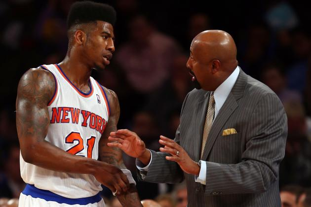 Shumpert Draws Dolan's, Woody's Ire for Early Summer League Exit