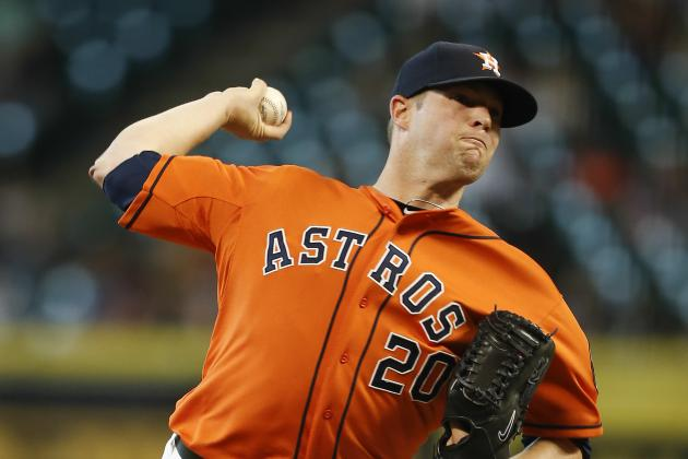 Multiple Teams Interested in Bud Norris