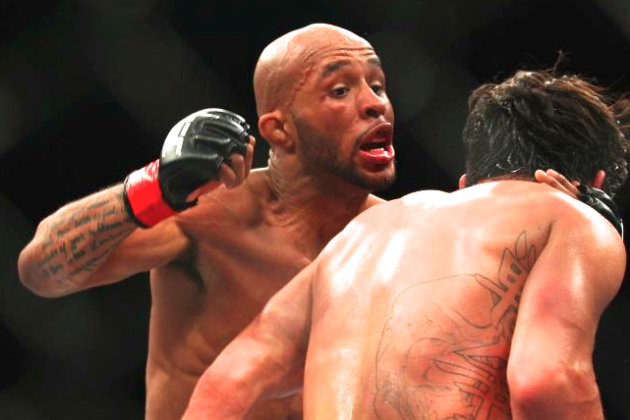 UFC on Fox 8: Demetrious Johnson Staying Focused in a Hectic Environment
