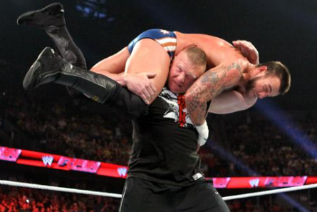 CM Punk Must Lose to Brock Lesnar at SummerSlam