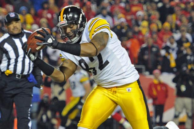 Former Steelers Receiver Bert Reed Suspended Four Games