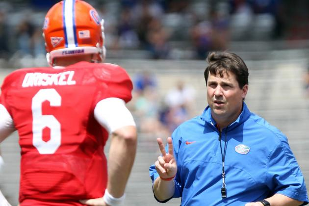Gators Look to Build on Style That Produced 11 Wins a Year Ago
