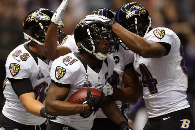 Similarities In Dennis Pitta and Anquan Boldin