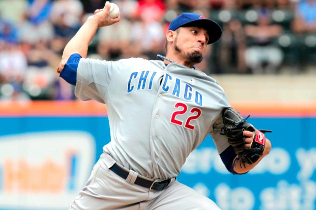 Matt Garza Trade Rumors: Latest Buzz On Nationals and More Interested In SP