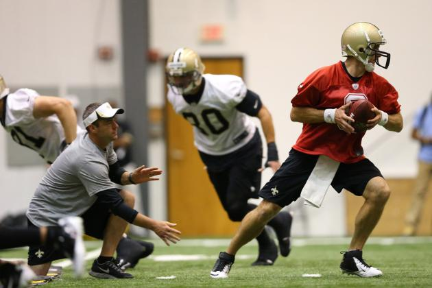 The New Orleans Saints Are Guaranteed to Rebound in 2013
