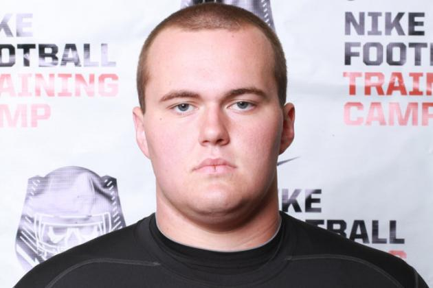 4-Star OL Bentley Spain Picks North Carolina