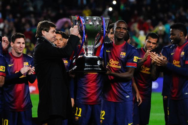 Twitter Reacts to Barcelona Manager Tito Vilanova's Resignation