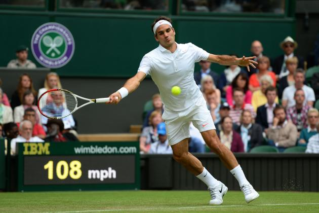 Why Roger Federer's New Racket Won't Be Enough Against Tennis' Best