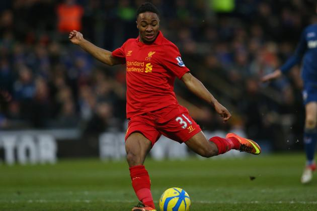 A Sterling Effort to Avoid Second Season Syndrome for Liverpool FC Starlet